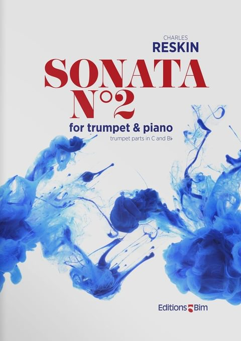 Reskin Charles Trumpet Sonata No 2 Tp353