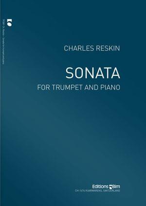 Reskin Charles Trumpet Sonata Tp289