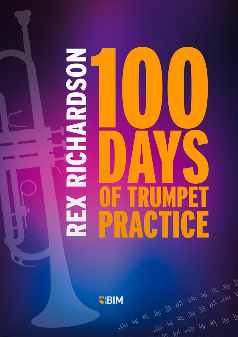 Richardson Rex 100 Days of Trumpet Practice TP360