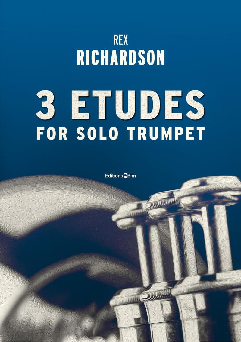 Richardson Rex 3 Etudes Tp364