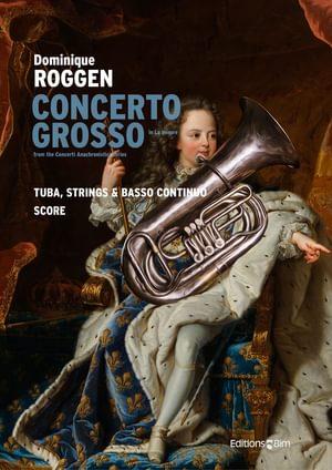 Roggen Dominique Concerto Grosso Tu211