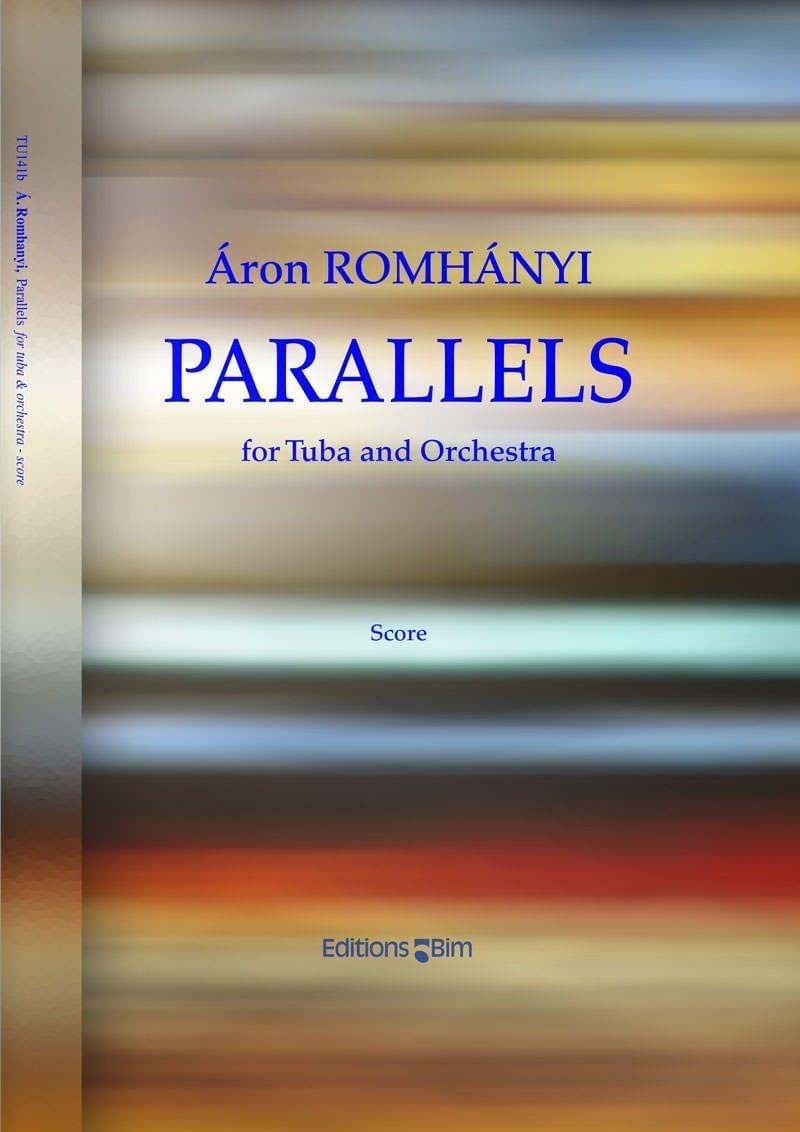 Romhanyi Aaron Paralells Tu141B