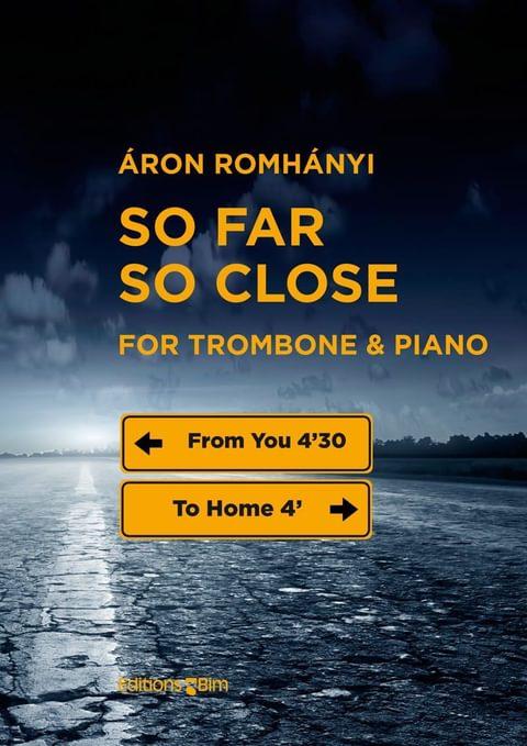 Romhanyi Aaron So Far So Close Tb70