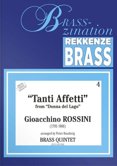 Rossini Gioacchino Tanti Affetti Ens5