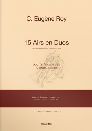 Roy Eugene 15 Airs En Duos Tp303