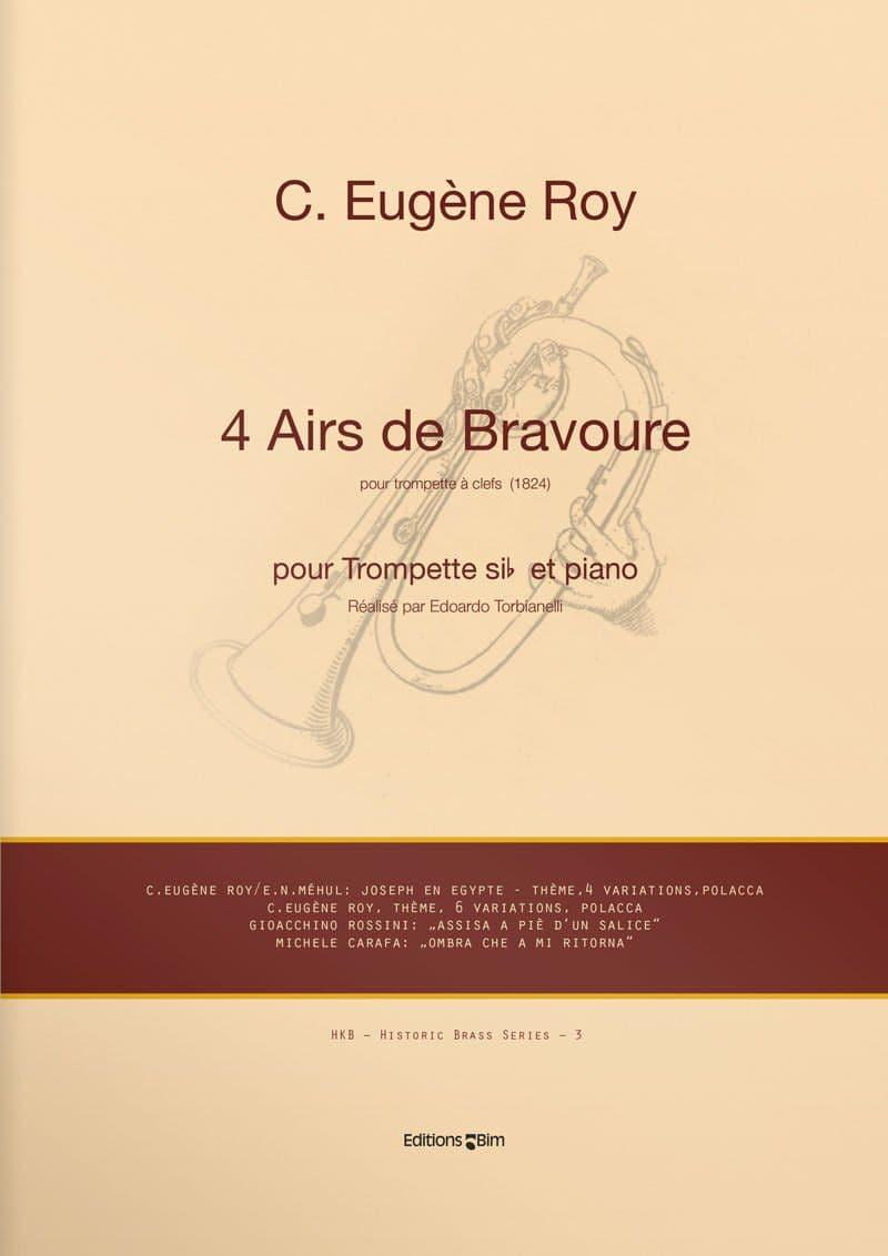 Roy Eugene 4 Airs De Bravoure Tp304