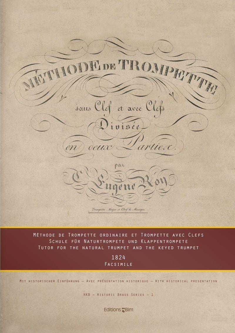 Roy Eugene Methode De Trompette Tp276