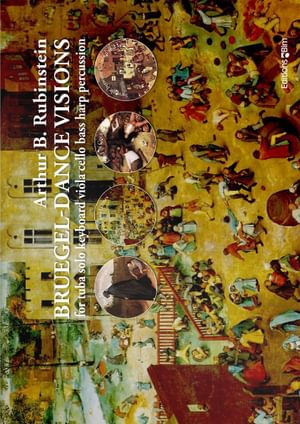 Rubinstein Arthur Bruegel Dance Visions Tu31