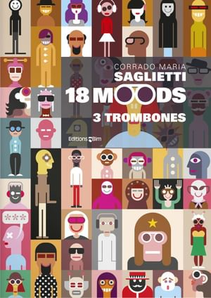 Saglietti  Corrado  Maria 18  Moods  Tb96