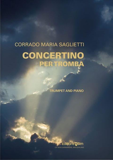 Saglietti  Corrado  Maria  Concertino  Tp329