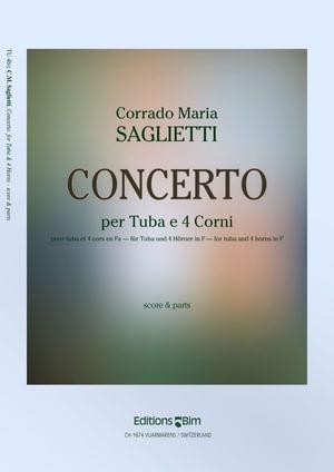Saglietti  Corrado  Maria  Concerto  Tu4