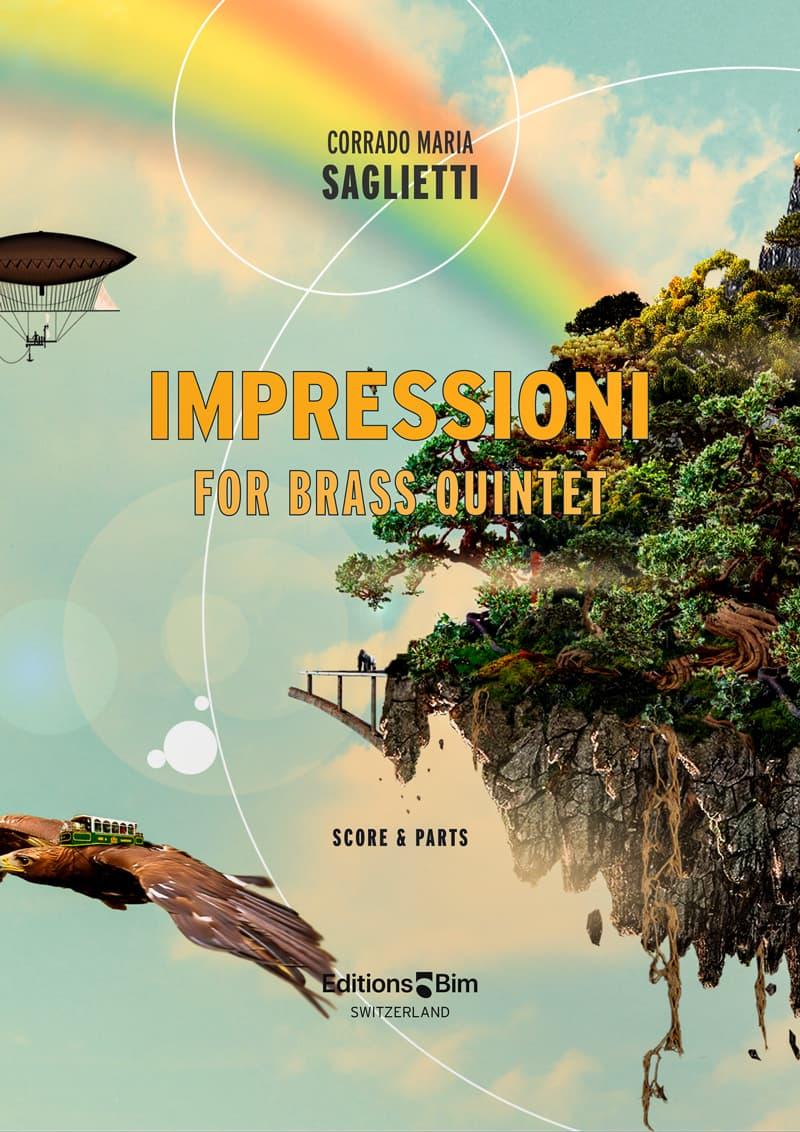 Saglietti  Corrado  Maria  Impressioni  Ens70