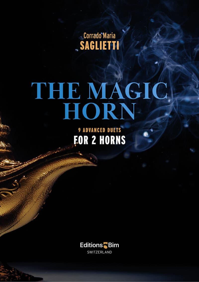 Saglietti Corrado Maria Magic Horn Co106