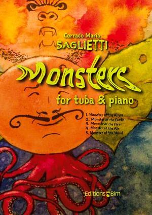 Saglietti Corrado Maria Monsters Tu208