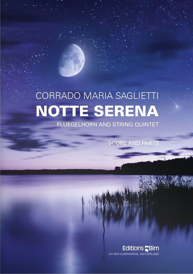 Saglietti  Corrado  Maria  Notte  Serena  Tp293