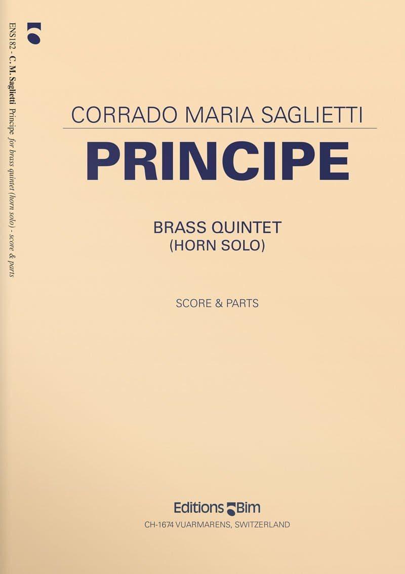 Saglietti  Corrado  Maria  Principe  Ens182