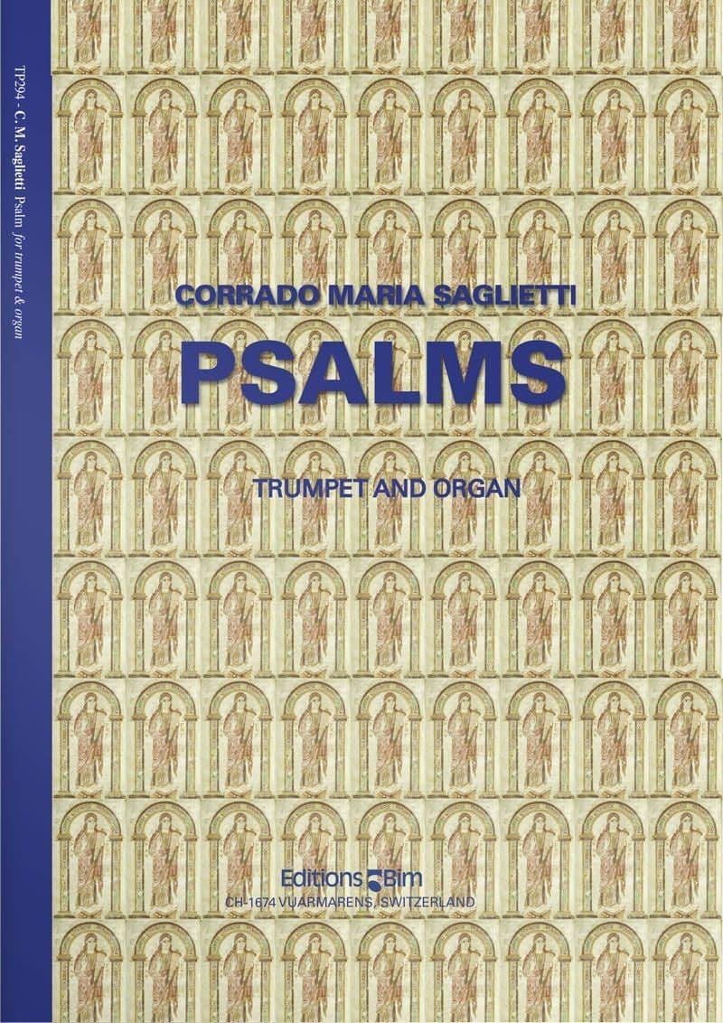 Saglietti  Corrado  Maria  Psalms  Tp294