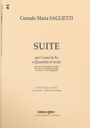 Saglietti  Corrado  Maria  Suite  Co75