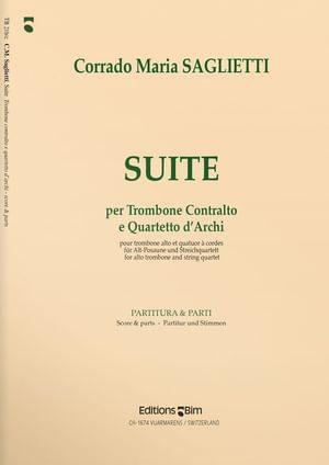 Saglietti  Corrado  Maria  Suite  Tb21