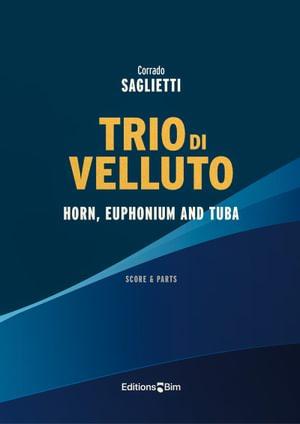 Saglietti Corrado Maria Trio Di Velluto Ens237