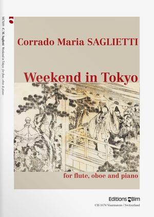 Saglietti  Corrado  Maria  Weekend  In  Tokyo  Mcx69