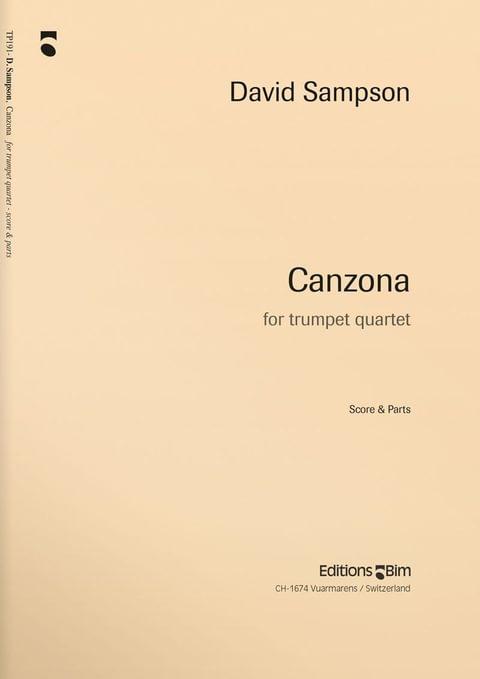 Sampson  David  Canzona  Tp191