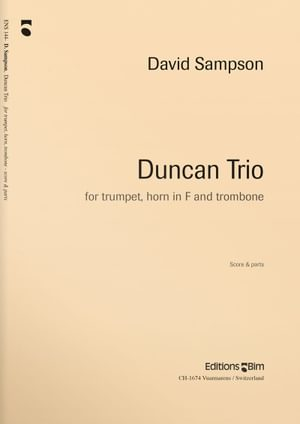 Sampson  David  Duncan  Trio  Ens144