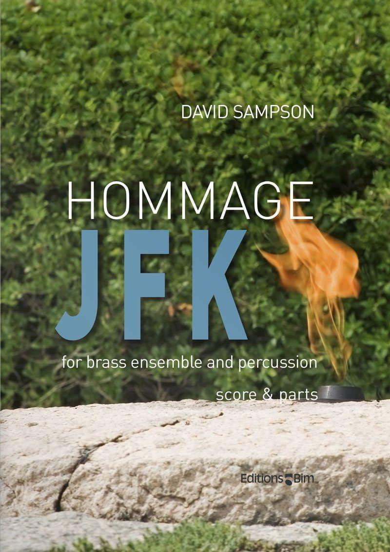 Sampson  David  Hommage  Jfk  Ens99