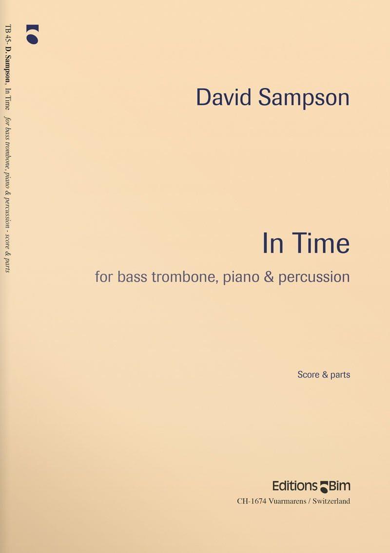 Sampson  David  In  Time  Tb45