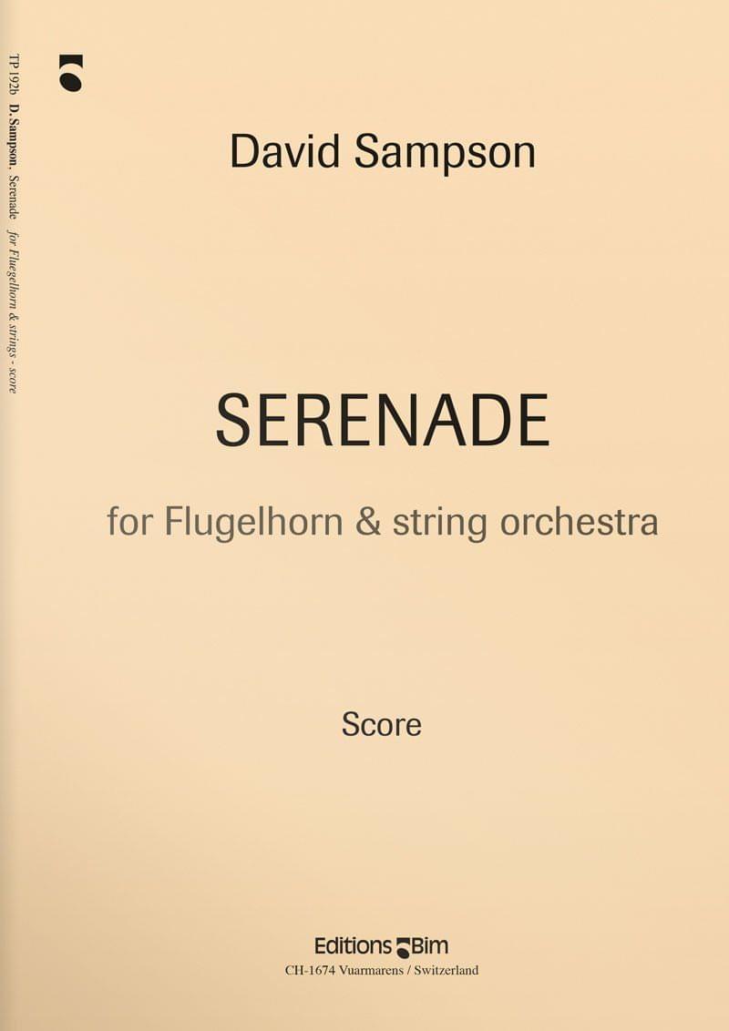 Sampson  David  Serenade  Tp192