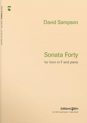 Sampson  David  Sonata  Forty  Co62
