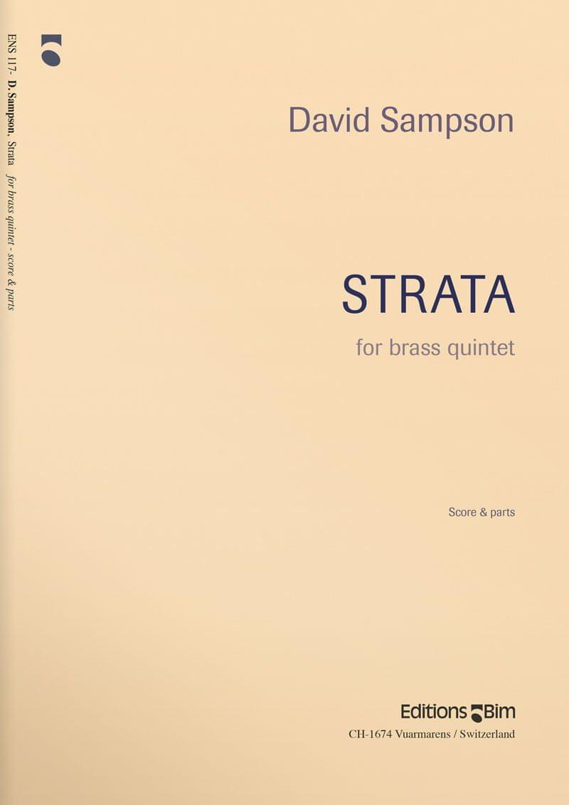 Sampson  David  Strata  Ens117