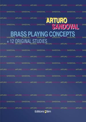 Sandoval  Arturo  Brass  Playing  Concepts  Tp42