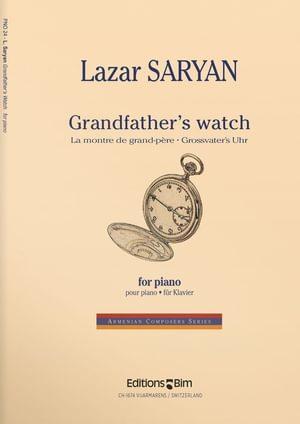Saryan  Lazar  Grandfathers  Watch  Pno24