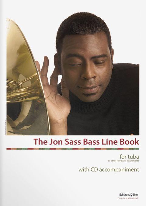 Sass  Jon  The  Jon  Sass  Bassline  Book  Tu124