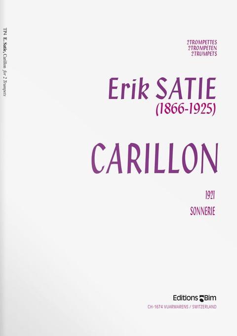 Satie  Erik  Carillon  Tp4