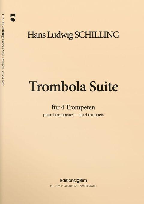 Schilling  Hans  Ludwig  Trombola  Suite  Tp29