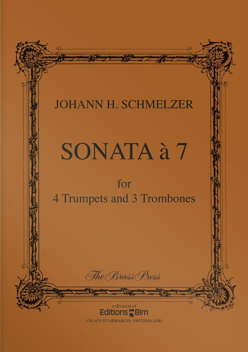 Schmelzer  Johann  Sonata A 7  Ens88