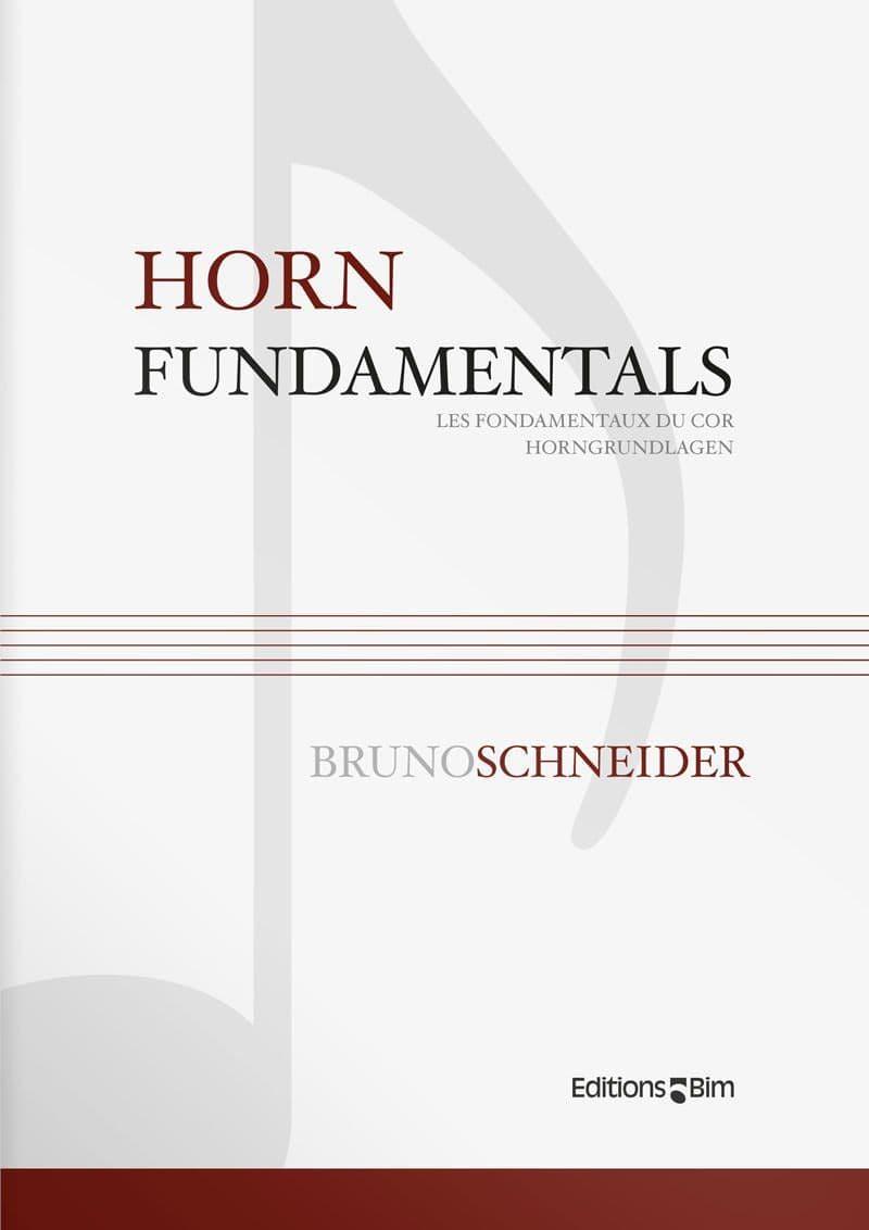 Schneider  Bruno  Horn  Fundamentals  Co89