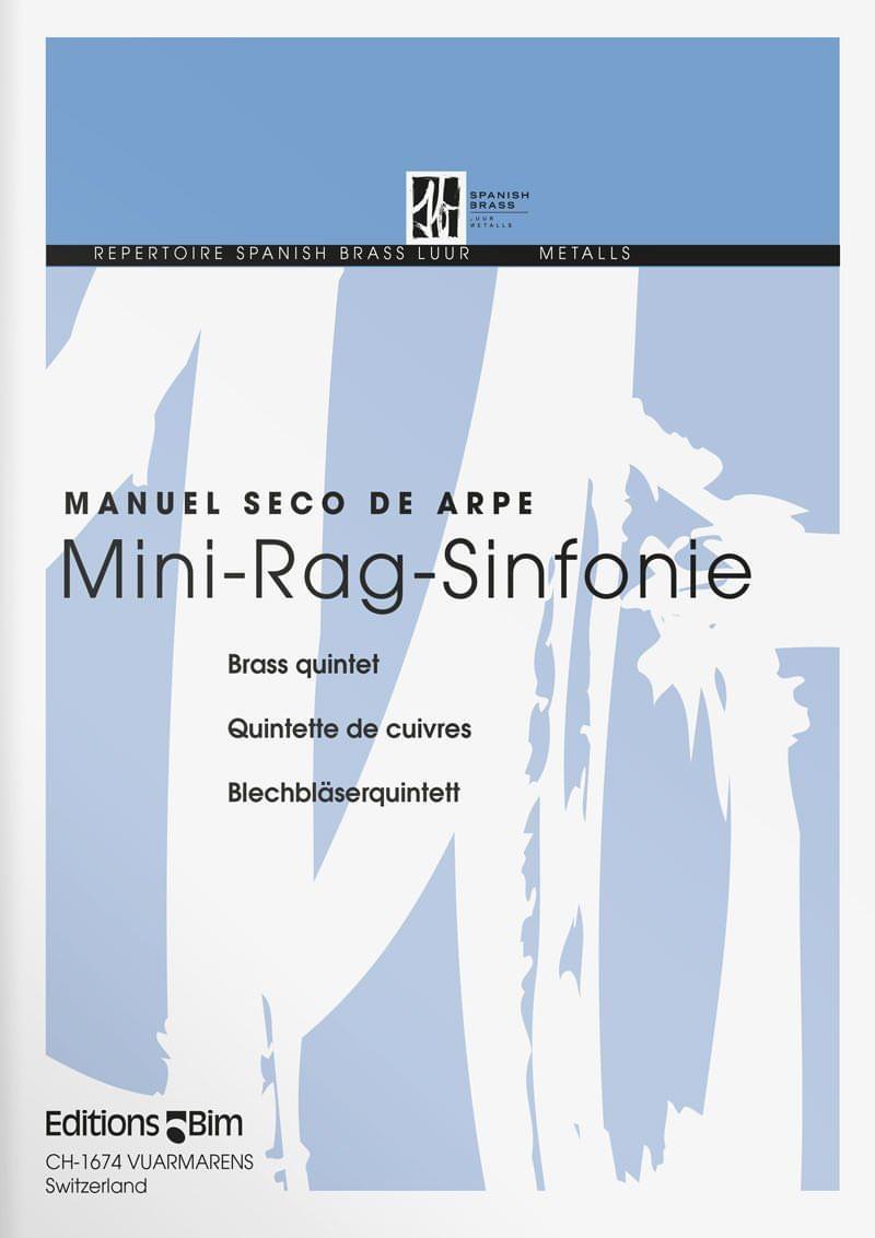 Seco De  Arpe  Manuel  Mini  Rag  Sinfonie  Ens134