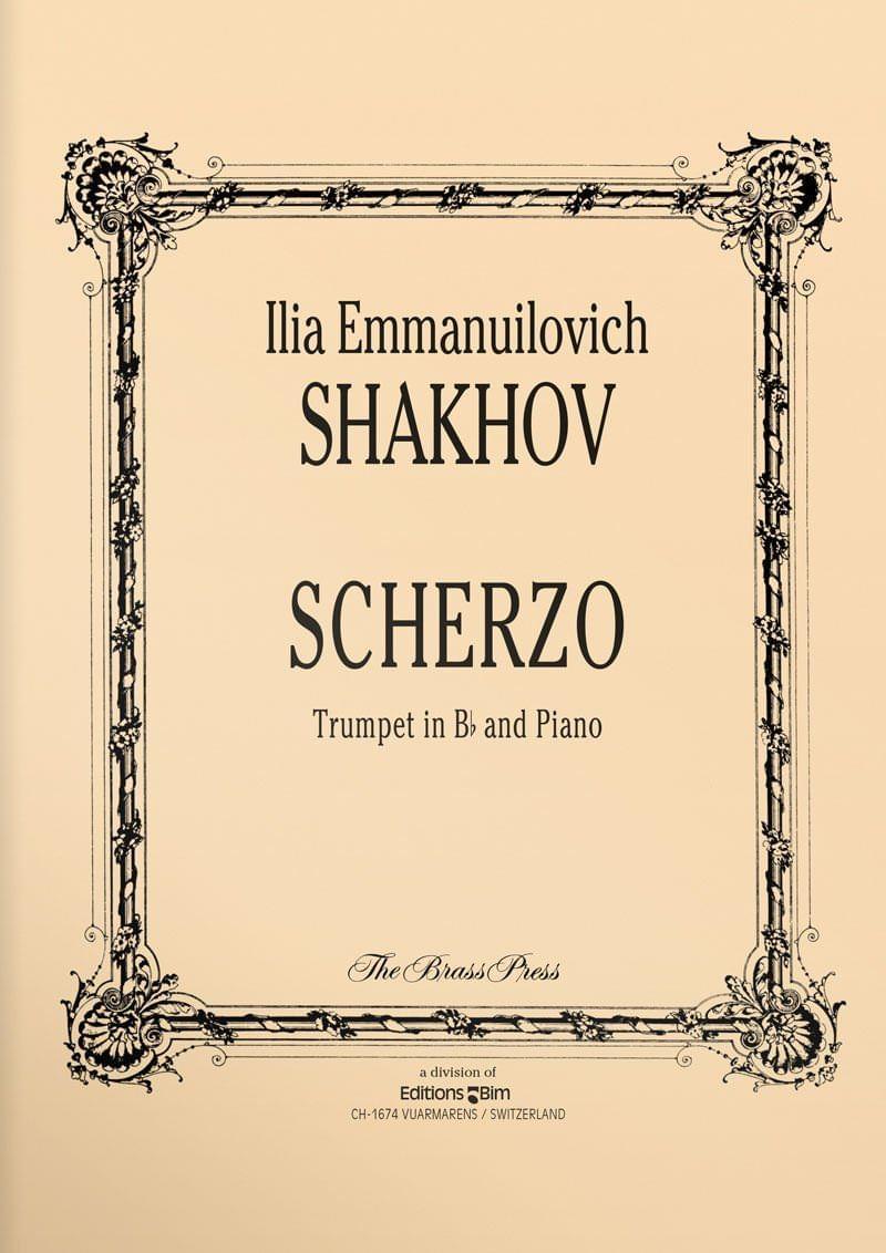 Shakov  Ilia  Scherzo  Tp173