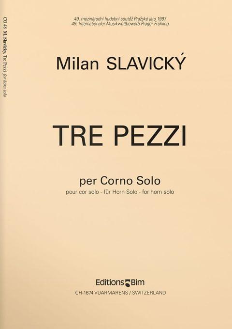 Slavicky  Milan  Tre  Pezzi  Co48