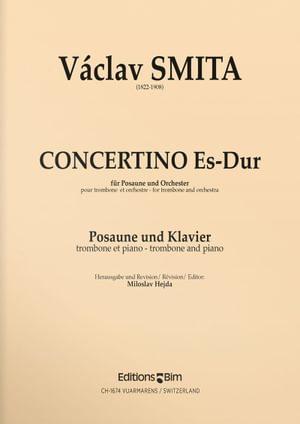 Smita  Vaclav  Concertino  Tb25A