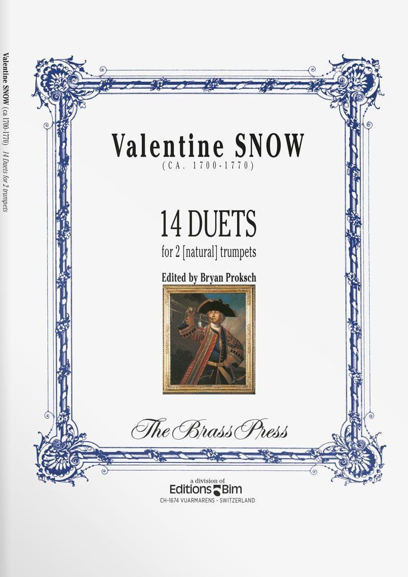 Snow  Valentine 14  Duets  Tp213