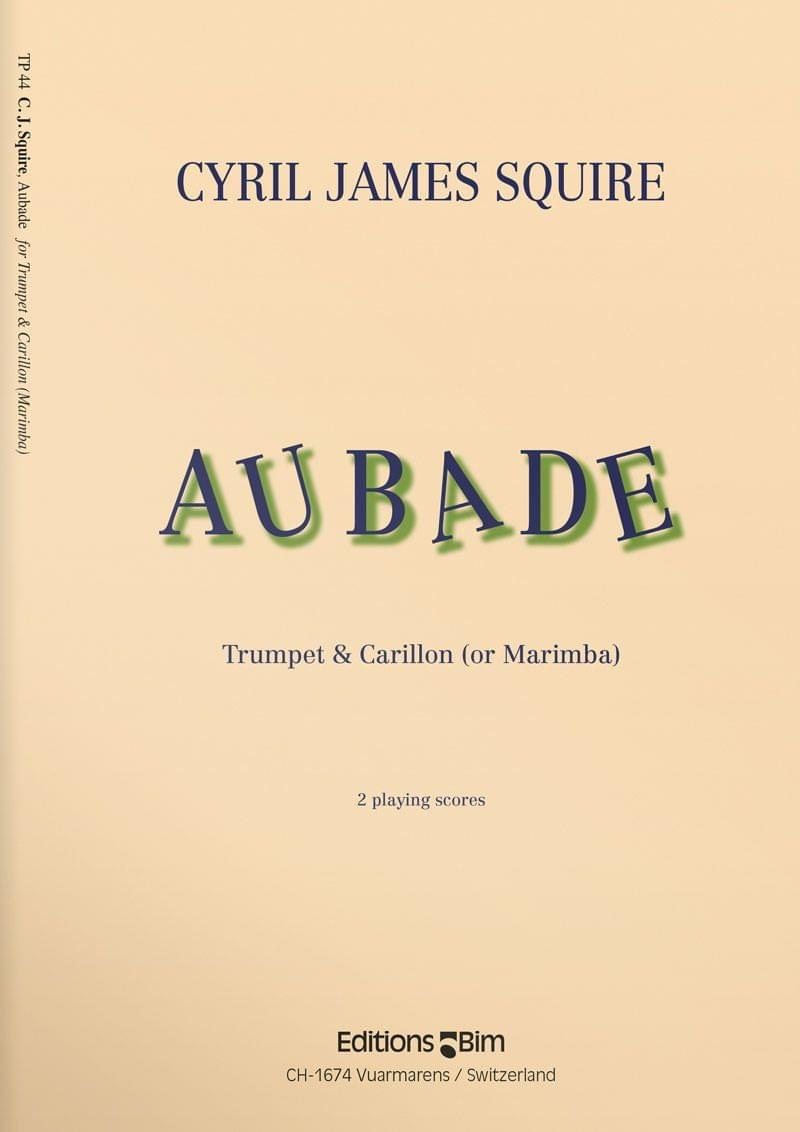 Squire  Cyril  Aubade  Tp44