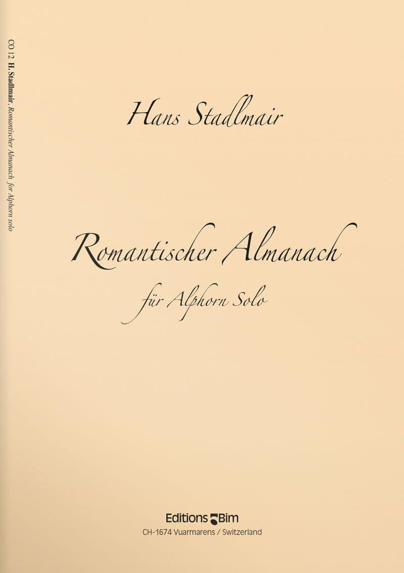 Stadlmair  Romantischer  Almanach  Co12