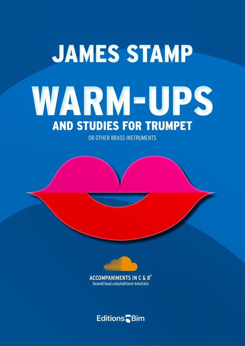 Stamp  James  Warm  Ups  Studies  Tp2