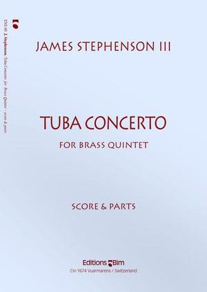 Stephenson  James  Tuba  Concerto  Ens60