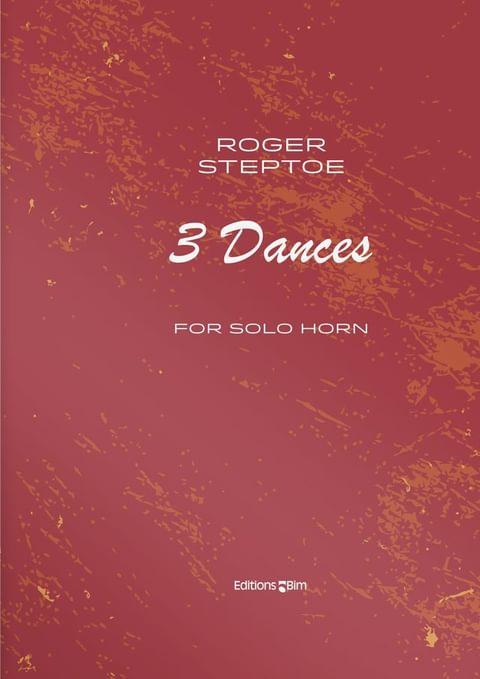 Steptoe  Roger 3  Dances  Co91