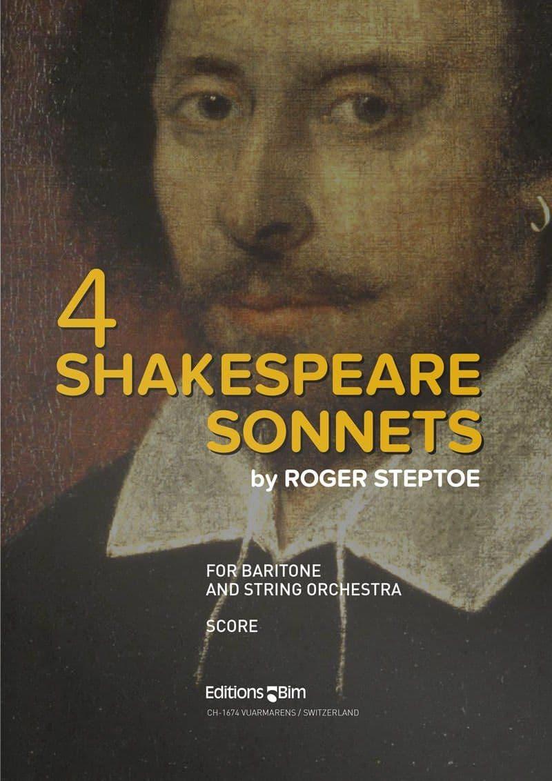 Steptoe  Roger 4  Shakespeare  Sonnets  V103